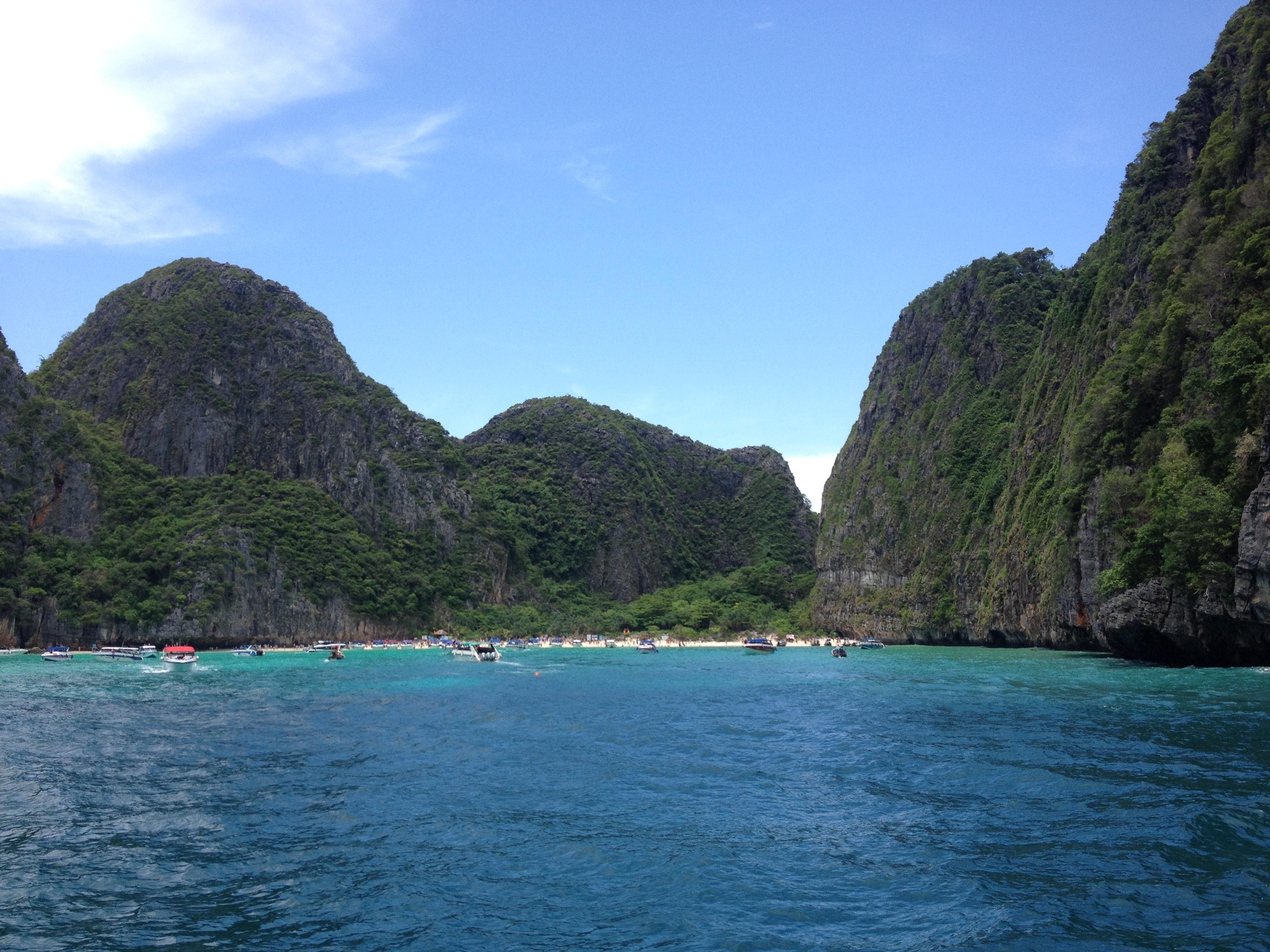 お知らせ!ピピ島での体験ダイビング、ダイビングに関しまして
