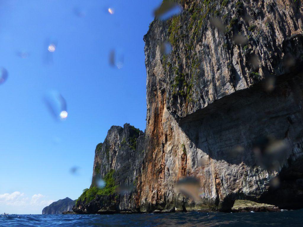 ピピ・レイ島。プーケットから3時間