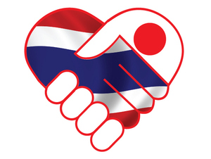 日タイ友好ロゴ