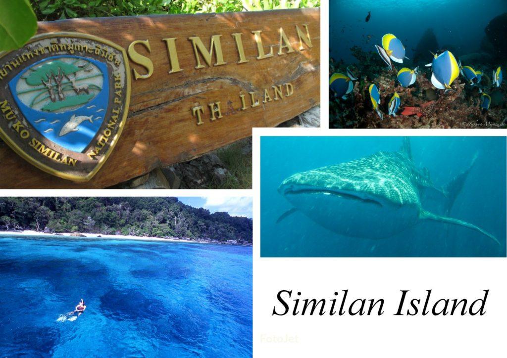 期間限定の海!シミラン諸島・プーケット