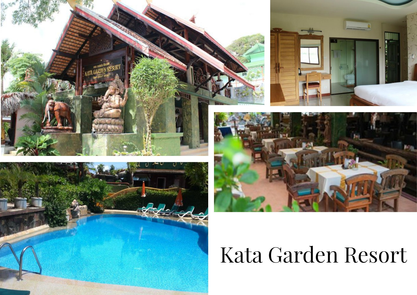 kata-garden-resort by Kata Diving Service