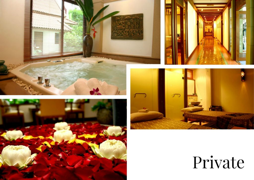 SPA-Private by Kata Diving Service in phuket