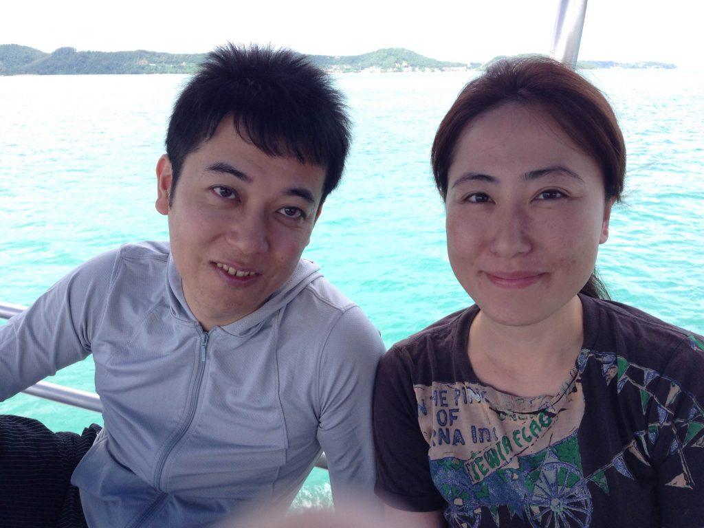 9月4日 ラチャヤイ島体験ダイビング