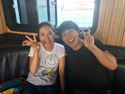 10月31日 体験ダイビング@ラチャヤイ島2ダイブ