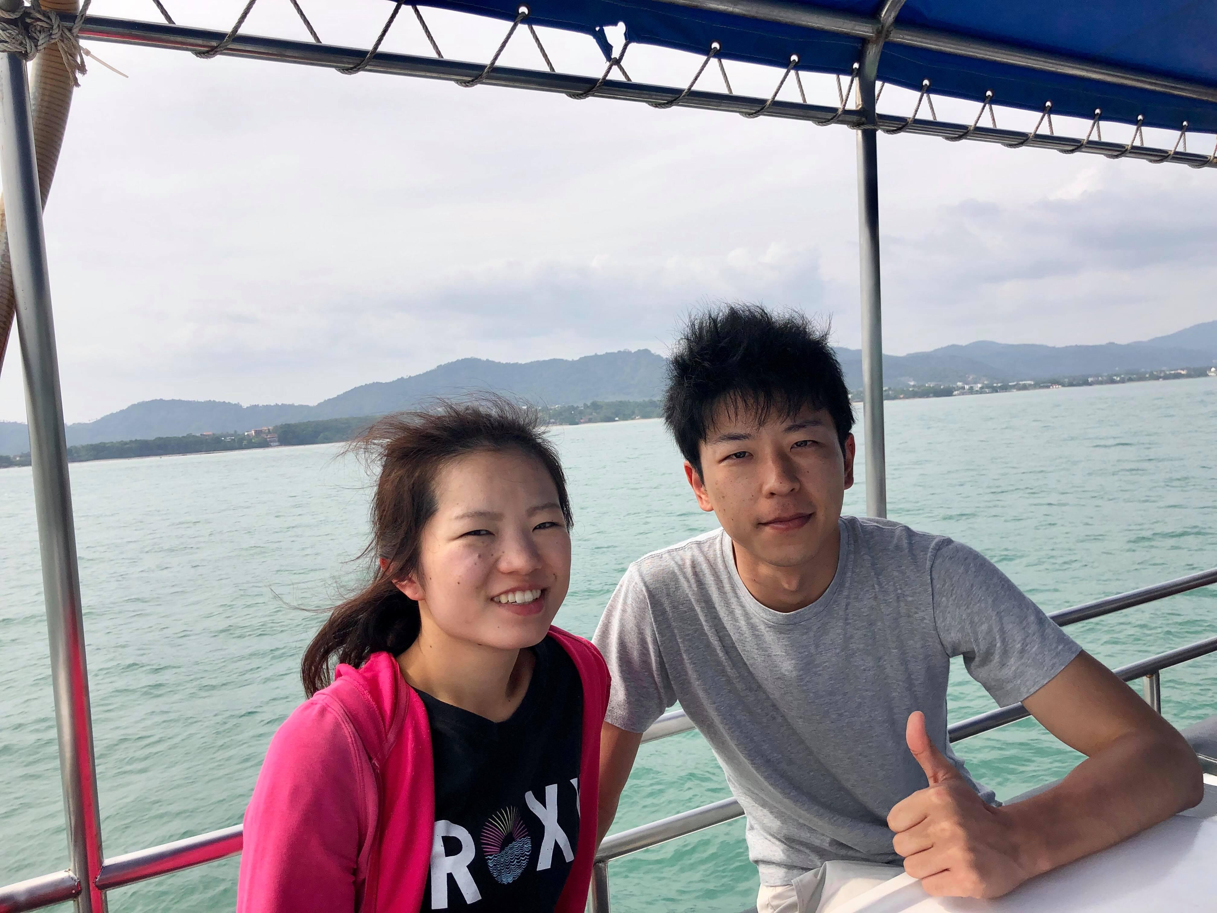 2019年1月22日 ファンダイビング&体験ダイビング@ラチャヤイ島2ダイブ