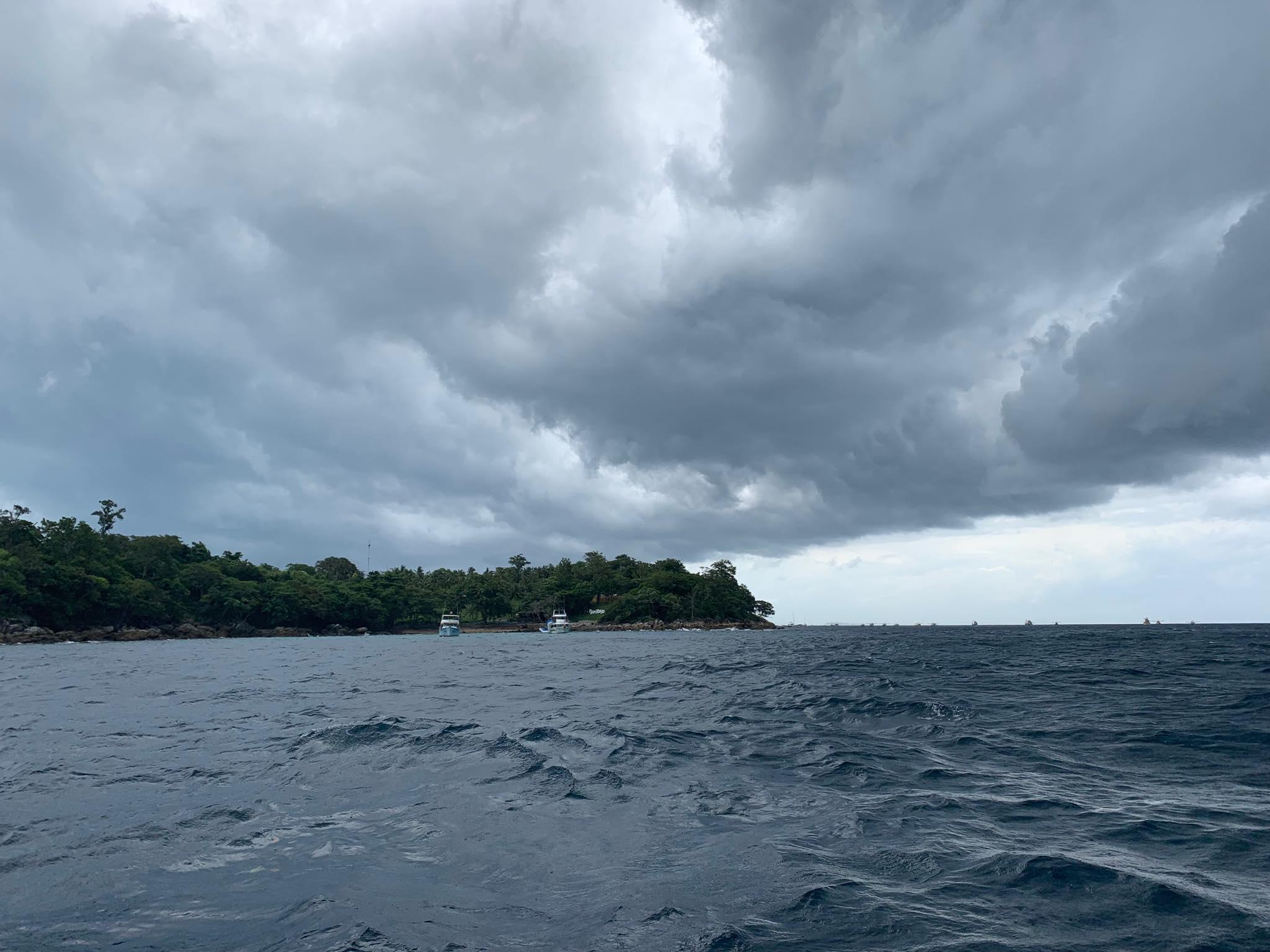 2019年8月28日 体験ダイビング@ラチャノイ&ヤイ島2ダイブ