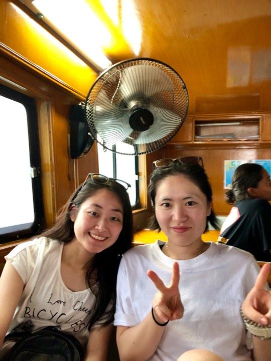 2019年9月28日 体験ダイビング@ラチャノイ&ヤイ島3ダイブ