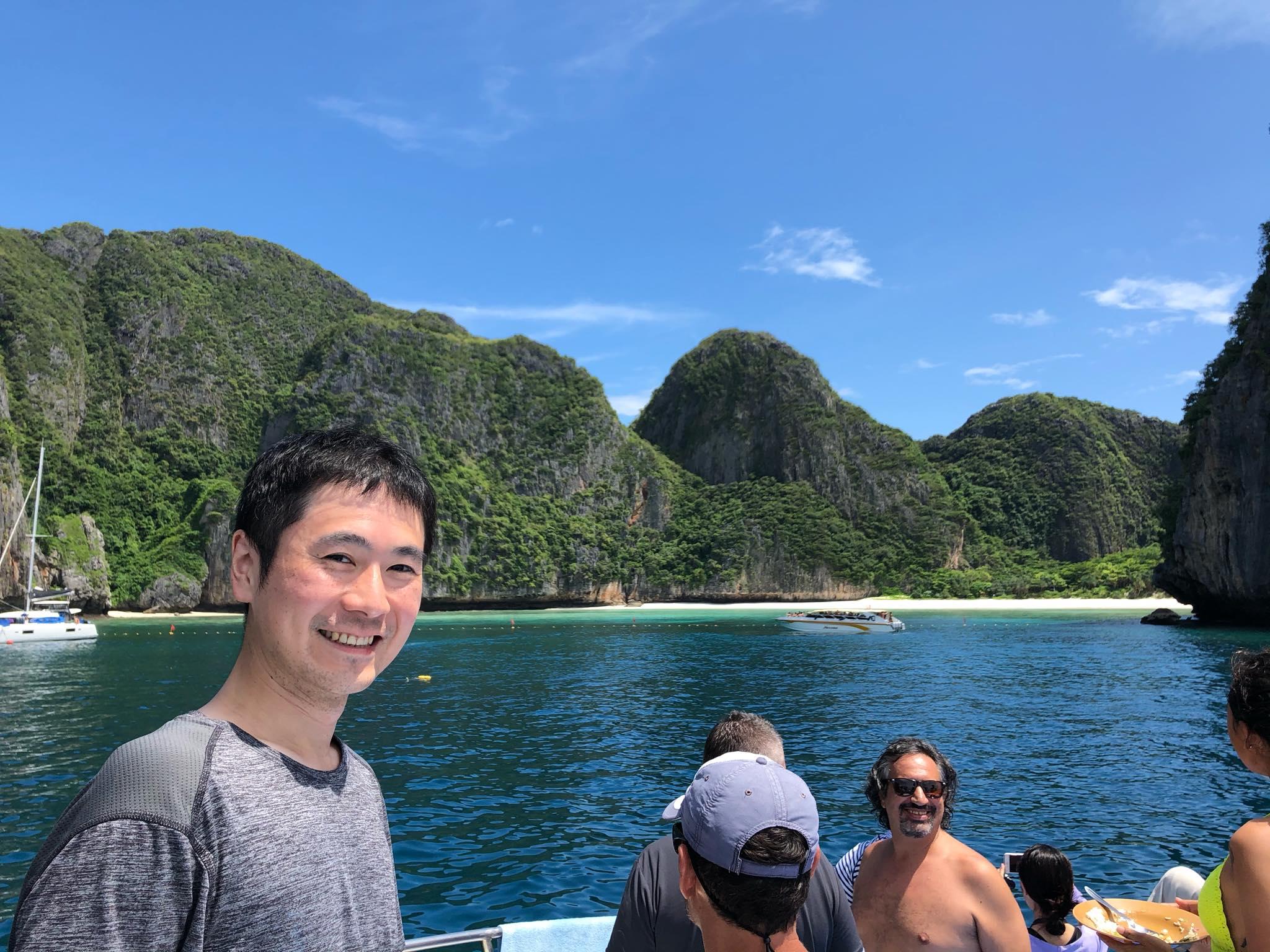 2019年10月23-25日 ファンダイビング&ショートクルーズ@ピピ島方面3ダイブ&シミラン諸島