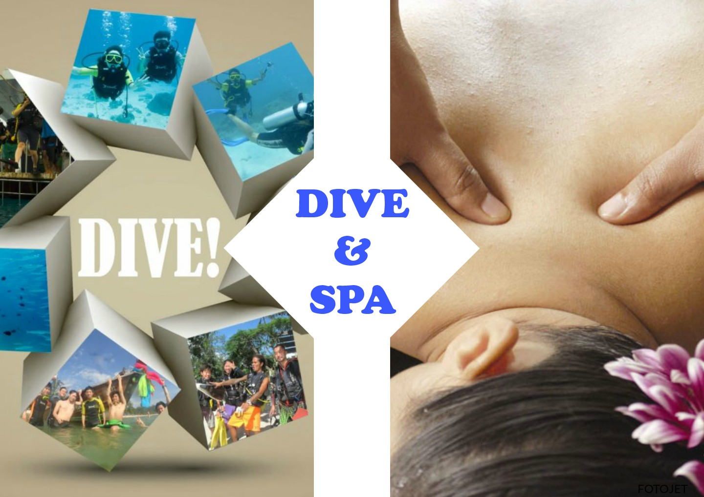 Dive & SPA by Kata Diving Service in phuket